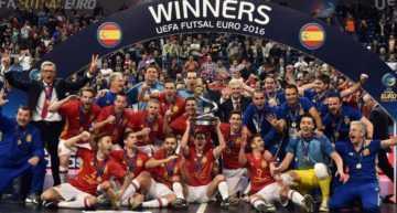 El domingo 3 de diciembre, jornada de puertas abiertas con la Selección Española de Fútbol Sala