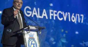 VIDEO y GALERÍA: Así fue la emocionante Gala de Entrega de Premios FFCV 2016-2017