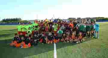 Mistata UF, Torre Levante y Colegio Salgui, algunos de los clasificados en la Jornada 3 de la VIII Copa Federación Alevín