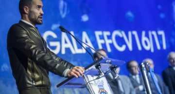 El consejo de Juanfran García a las jóvenes promesas del fútbol: 'Luchad por vuestros sueños'
