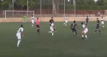 VIDEO: Disputado duelo sin goles entre Elche y UCAM en División de Honor Juvenil (0-0)