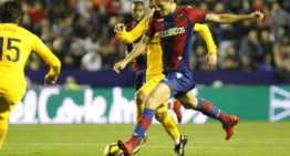 Previa: Levante, Valencia, Elche y Villarreal buscan los octavos en Copa del Rey