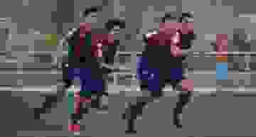 Crónica Liga Nacional Juvenil (Jornada 11): El mano a mano entre Valencia y Levante promete ser épico