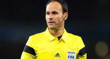 La FIFA confirma al valenciano Mateu Lahoz para el próximo Mundial de Rusia 2018
