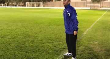 Jose Andrés Menchero (FFCV): 'A la Selección Femenina Sub-16 le gusta jugar el balón de forma innata'
