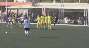 VIDEO: Duelo igualado entre Mislata CF Femenino y Villarreal en Segunda División (1-1)