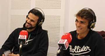 """Javier Ribelles: """"Si estudias además de jugar al fútbol, tienes que priorizar; todo esfuerzo tiene recompensa"""""""