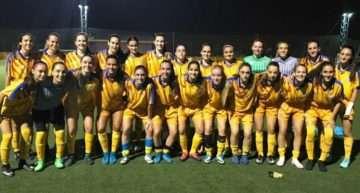 Vuelta al trabajo de la Selección Femenina Sub-16 y Sub-18 el martes 28 en Llíria