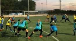 Jugadoras convocadas para el entrenamiento de la Selección Femenina FFCV Sub-12 el 30 de noviembre