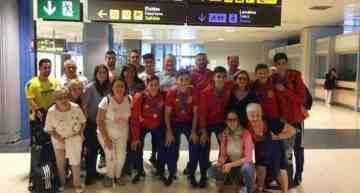 Valencia y Villarreal ya disfrutan de nuevo de sus subcampeones del mundo Sub-17