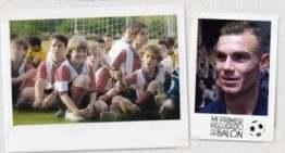 Toni Lato y su primer recuerdo en el fútbol: 'Me daba vergüenza saltar al campo'