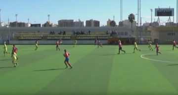VIDEO: La UD Aldaia asalta la cancha del Villarreal en Segunda Femenina (1-2)