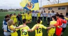 La cantera del Villarreal CF hace balance de un espectacular 2017