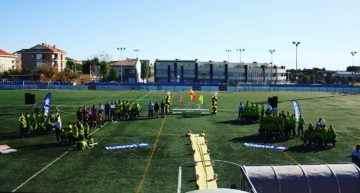 Presentación oficial del Sporting de Manises 2017-2018