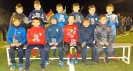 Los últimos 12 equipos se ganaron la clasificación en la Jornada 7 de la VIII Copa Federación Alevín