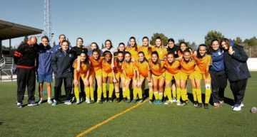 VIDEO: Resumen de los cuatro partidos de la Selección FFCV Femenina Sub-16 y Sub-18 en Llíria