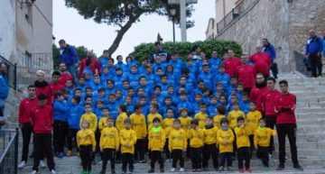 GALERÍA: Presentación 2017-2018 del Monforte CF en plenas fiestas de Moros y Cristianos