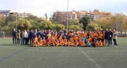 GALERÍA: Los padres presidieron y disfrutaron en la presentación del EDF Deportes Jucar 2017-2018