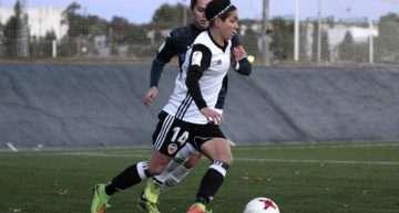 El Valencia Femenino no consigue pasar del empate ante el Espanyol en la Liga Iberdrola
