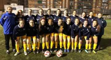 VIDEO: Las Selecciones Femeninas FFCV buscarán el pleno de puntos en la Fase 1 del Campeonato de España