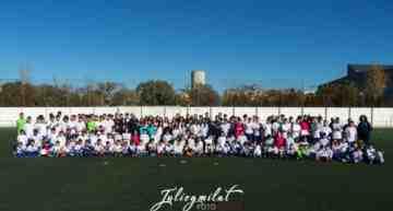 GALERÍA: El Athletic Unión Catarroja refuerza su apuesta por el fútbol inclusivo en la 2017-2018