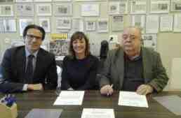 Convenio entre Casa Ronald McDonald de Valencia y Fundación Juan José Castellano Comenge