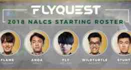 Les sobra con un tuit: la plantilla de Flyquest, al descubierto