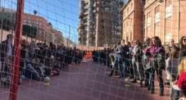GALERÍA: El futsal congrega a 250 jugadores en Nuestra Señora de Loreto FESD y Club Deportivo Arcadi en su presentación
