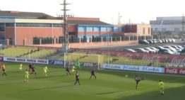 VIDEO: Empate justo entre Villarreal y Levante en División de Honor Juvenil (1-1)
