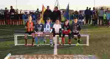 Grupos y horarios: este domingo 15 de abril tendrá lugar la Fase 2 Benjamín de la VIII Copa Federación
