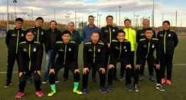 Los entrenadores chinos mantienen a los valencianos como referentes en su aprendizaje