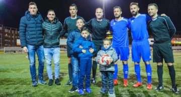 GALERÍA: Torrente celebró la vida de Brayan rodeado de amigos y famosos