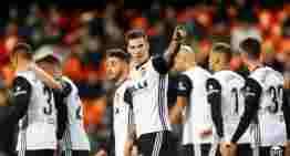 Villarreal y Valencia no pasaron apuros para colarse en octavos de final de la Copa del Rey