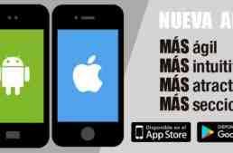 La versión iOS de la nueva App de la FFCV implementa más mejoras