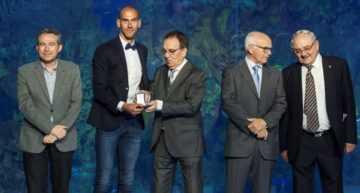 Rafa Fernández recibirá el homenaje de la Selección Española de fútbol sala
