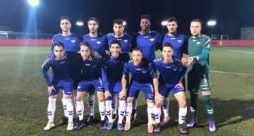 Ontinyent y Saguntino se la juegan los próximos 7 y 14 de marzo en las semis de Copa Federación