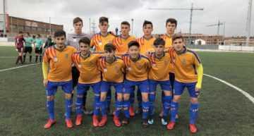 VIDEO: Una espectacular Selección FFCV Sub-18 no dio opción a La Rioja (5-0)
