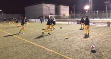 Última convocatoria de la Selección FFCV Femenina Sub-16 y Sub-18 antes de la Fase 1 de los Campeonatos de España