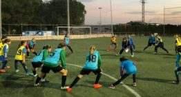 La Selección FFCV Femenina Sub-12 vuelve a los entrenamientos en Picassent el 11 de enero