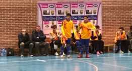 La Selección FFCV Juvenil de futsal se exhibió ante País Vasco (8-1)