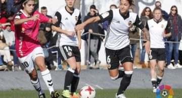 El Valencia comienza el 2018 con una victoria ante el Fundación Albacete (3-0)