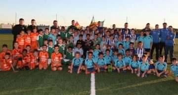 CD Barrio Obrero 'coló' a sus dos equipos en la siguiente fase en la Jornada 3 de la VIII Copa Federación Benjamín