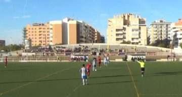 VÍDEO: El Kelme pudo retener un punto en la visita del Ciudad de Benidorm en Liga Autonómica Cadete (1-1)