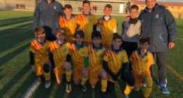 Convocatoria de la Selección FFCV Sub-12 para el amistoso en Massanassa este miércoles 10