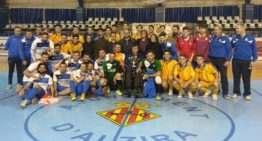 La Selección FFCV Juvenil de Fútbol Sala conquistó el II Torneo 'Juan Beteta' de Alzira