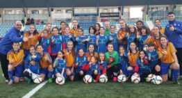El 25 de enero se celebrará un nuevo Clínic de Fútbol Base Femenino en La Torre