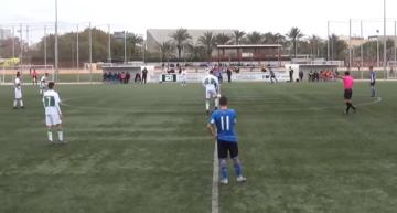 VIDEO: Empate en el derbi alicantino de División de Honor Juvenil (1-1)