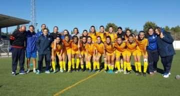 La FFCV suspende la convocatoria de la Selección Femenina Sub-18 para el martes 23 (pero mantiene la Sub-16)