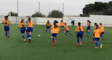 La Selección FFCV Femenina Sub-12 estará en el Clínic Femenino de La Torre