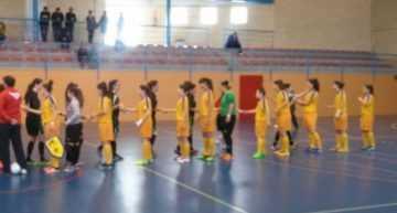 Tecnificación de Fútbol Sala Femenina en Carcaixent en el Clínic del domingo 7 de enero
